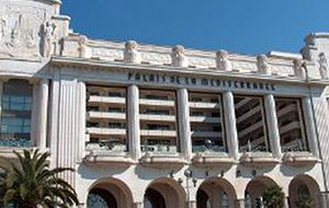 Hotel Palais de la Méditerranée in Provence