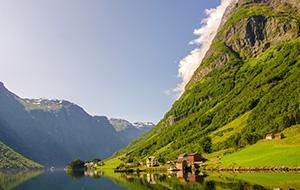 Op de Werelderfgoedlijst: het Nærøyfjord