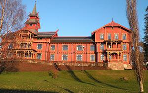 Bijzondere locatie: Hotel Scandic Holmenkollen Park