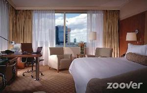 Prachtig uitzicht vanuit Hotel Westin Warsaw