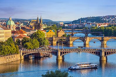 Ontdek Praag en de omgeving