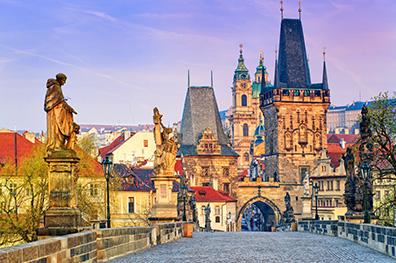Top 5 must see's in Praag