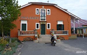 Bed and Breakfast Villa Gineta met vier kamers