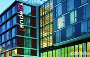 Hip en modern Andel's Hotel & Design Suites