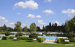 Veel keuze op Camping Praha Klanovice