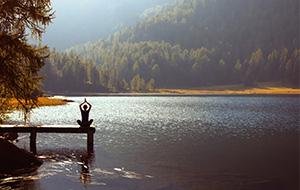 Yogafestival midden in het Bulgaarse Rilagebergte