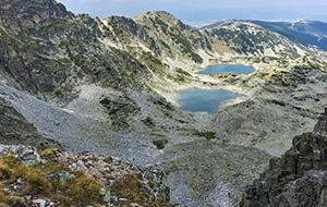 Minerale bronnen in het Bulgaarse Rilagebergte