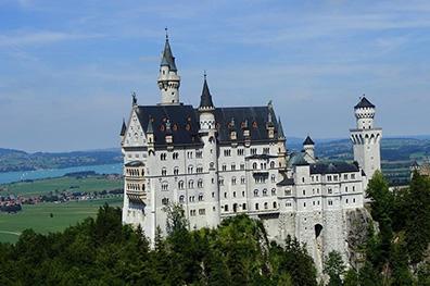 De mooiste Duitse regio's