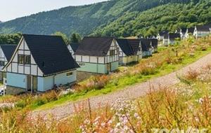 Tussen de bergen bij Vakantiepark Landal Eifeler Tor