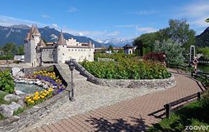 Een dagje uit naar Swiss Vapeur