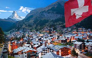 Het prachtige Zermatt
