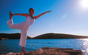 Skyros: ultiem yoga-eiland