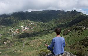 Yoga en gezond leven op Tenerife