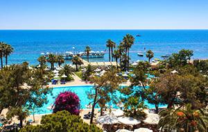 Kom tot rust bij Hotel Turquoise Resort & Spa