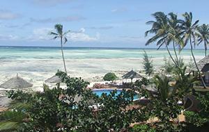 Hotel Reef & Beach Resort: een fijne sfeer