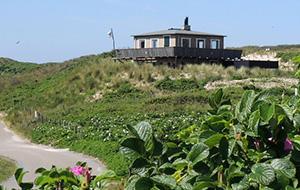 Vakantiehuis De Hut in de duinen