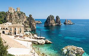 Sicilië is de parel van de Middellandse zee