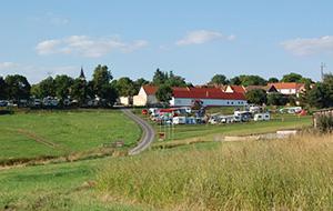 Gezellige Camping Kostelec