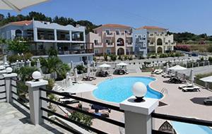 Verblijf op het prachtige Samos