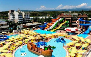 Hotel Eftalia Splash Resort: één groot waterparadijs