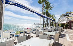 Marbella en zijn luxe jachten