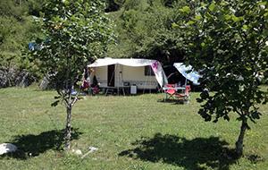 Authentiek genieten: Camping La Genziana