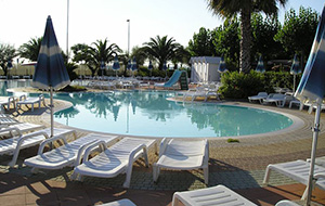 Prachtig zwembad: Camping Rivanuova