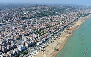 Direct aan zee: Pescara