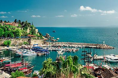 Highlights van Antalya