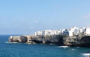 4. Spectaculair gelegen Polignano a Mare