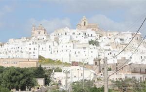 5. De historische, witte stad Ostuni
