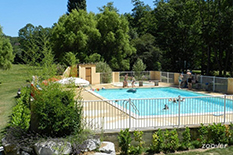Camping Dordogne Le Douzou