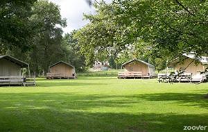 Klein maar fijn: Camping Domaine la Terrasse