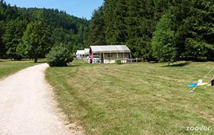 Ideaal voor kinderen: Camping Le Vaubarlet