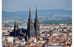 Bezoek de hoofdstad: Clermont-Ferrand