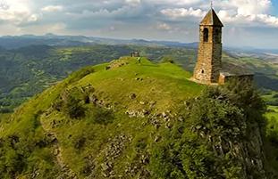 Video over Auvergne