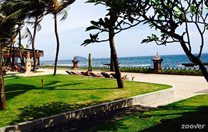 Aan de kust: Candidasa