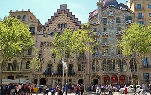 Nog meer Gaudíi: Casa Batlló