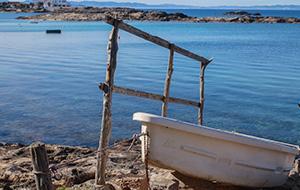 Es Pujols: Formentera