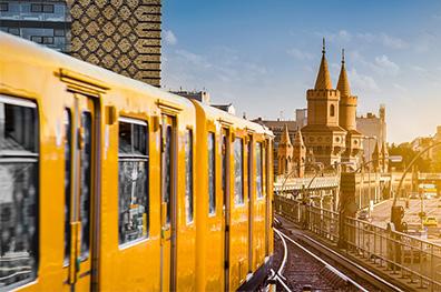 Berlijn verkennen per metro