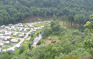 Veel privacy op Camping Le Bocq