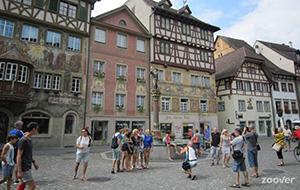 Schilderachtig Stein am Rhein