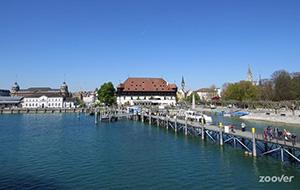 Het sfeervolle Konstanz