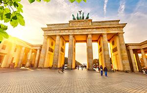 De metropool Berlijn