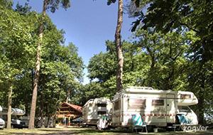 De rust van Camping Ihr königlicher