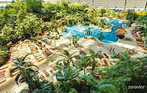 Zwemmen in de Tropical Islands