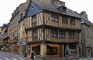 Video over Bretagne