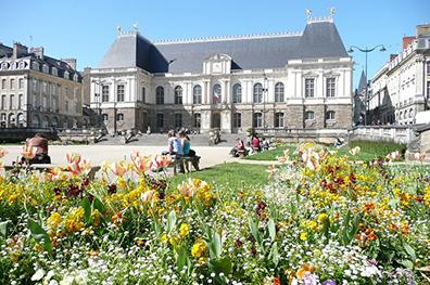 Top 4 Bretonse steden