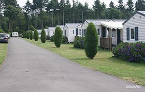Groot maar gezellig: Camping Domaine des Ormes