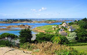 Subtropisch Île de Bréhat